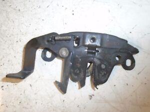 2000  Nissan  Quest  Front  Hood  Lock  Latch