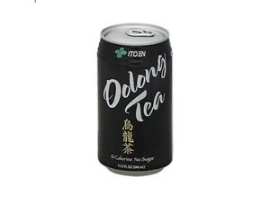 ito en oolong tea 11.5 oz can (Pack of 12 cans)