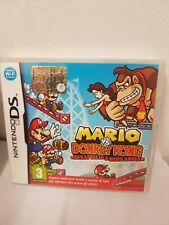 Mario Vs Donkey Kong Ds Lite Dsi Xl 3ds 3dsxl 2ds 2dsxl Giochi Usati Bambini