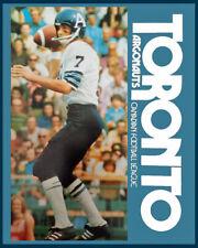 Joe Theisman - Toronto Argonauts Wall Art Poster, 8x10 Color Photo