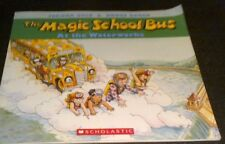 The Magic School Bus At the Waterworks  by Cole, Joanna Paperback Book