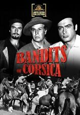 Bandits of Corsica - Region Free DVD - Sealed