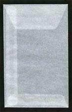 DAVO 298601 Glassine envelopes small (125mm x 65mm), per 1000
