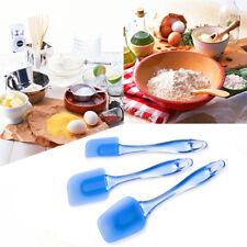 3PCS Silicone Multi-purpose Silicone Scraper Spatula Utensil For Cooking Baking