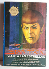 Mexican 1980 Star Trek:TMP Novel Softcover Book- FREE S&H (C5767)