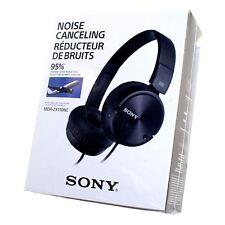 Sony mdr-zx110na sobrecarga de cancelación de ruido auriculares-Negro