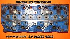 NEW BARE ISUZU NPR CHEVY 3.9 DIESEL 4BD2 CYLINDER HEAD NO CORE