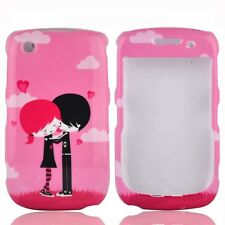 Emo Love Hard Case Phone Cover BlackBerry Curve 8530