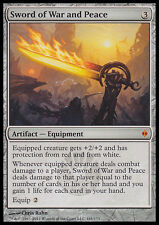 MTG SWORD OF WAR AND PEACE FOIL - SPADA DI GUERRA E PACE - NPH - MAGIC