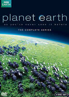 Planet Earth - The Complete Collection (DVD, 2012, 4-Disc Set) Slipcover NEW