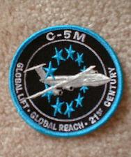 U.S. Air Force C-5M Global Lift - Global Reach patch
