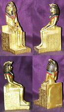 Statuette Ramsès II sur son trône - Statuette Egypte ancienne