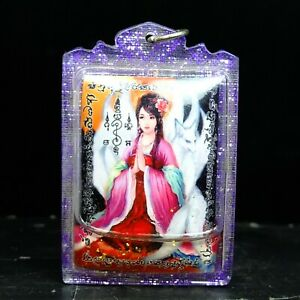 Lady Fox 9 Tails Charming Amulet Holy Oil by AJ Meng REAL POWERFUL .# 7