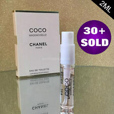 Chanel Coco Mademoiselle Perfume Sample Vial 2ml EDT Authentic Product Free Post