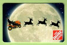 THE HOME DEPOT ( Canada ) Santa on Tractor 2006 Gift Card ( $0 )