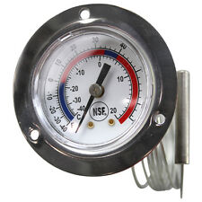 Thermometer Refrigerator Freezer External walkin 81115  SAME DAY SHIPPING