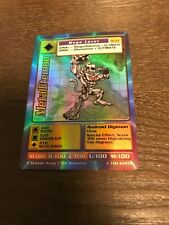 BANDAI DIGIMON 1999 - CARD Bo-27 Metaletemon