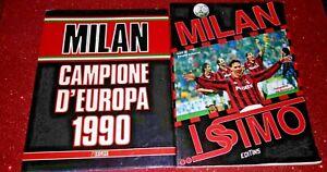 MILAN Campione d' Europa + MILANISSIMO