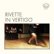 RIVETTE – In Vertigo (NEW*LIM. 150 BLUE VINYL*HARD ROCK/NWOBHM*D.HEAD*A.WITCH*B.