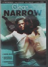 THE CLEAN AND NARROW DVD U.S. NTSC Region 1 Wings Hauser Sondra Locke