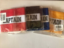 New Soccer Captain Youth Arm Band