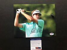 Bubba Watson Hot! signed autographed PGA golf Masters 8x10 Photo PSA/DNA coa