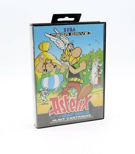 ► ASTERIX AND THE GREAT RESCUE ◄  TOP ✅ OVP / BOXED ☆ Sega Mega Drive ☆ 🔥🔥🔥