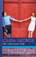 Her Client from Hell (Modern Tempted), George, Louisa, Very Good, Paperback