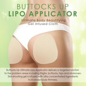 Buttock Enhancement Applicator It Works For Hip Buttocks Lift Shape Tone 4 pair