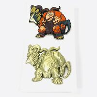 BlizzCon 2019 Diablo Pin Butcher Gold + Colored Set NEW Blizzard Color Warcraft