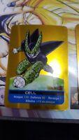 dragon ball lamincards edibas españa serie oro n 84