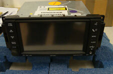 Chrysler/Jeep/ Dodge. Radio NTG4 REZ CD,HDD,MP3 etc.OEM: 05064247AG