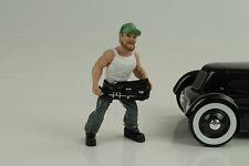 American Diorama 1/18 Figurines Musclemen II - Trucker Troy 23813