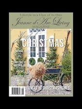 Jeanne d' Arc Living Magazine Joyful Christmas 8th Issue 2019