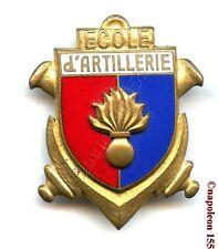 ARTILLERIE.  Ecole d'Artillerie. Fab. Drago Olivier Métra