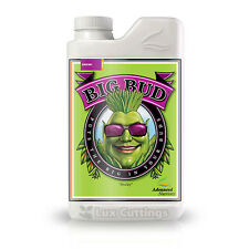Advanced Nutrients Big Bud Flower Bloom Booster Hydroponics Grow 1L