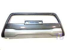 Gray Silver Front Bumper Cover Fit Toyota Hilux Revo M70 M80 Sr5 Ute 2.4 2.8 Xlt