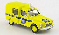 New IXO Michelin Collection 1:43 Diecast Citroen Acadine Van