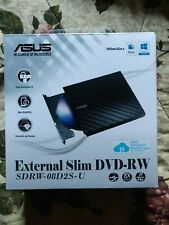 Asus SDRW-08D2S-U External slim DVD-RW