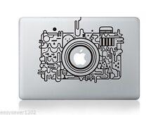 Camera Vinyl Apple Macbook Pro Retina 13 Sticker Decal Skin Cover For Laptop