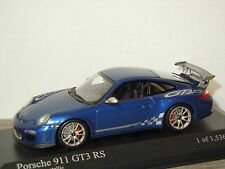 Porsche 911 997 II GT3 RS 2010 - Minichamps 1:43 in Box *30811