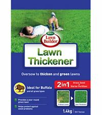 Scotts Lawn Thickener - Grass Seed and Starter Fertiliser