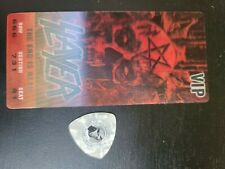 Slayer Vip Final Campaign With Kerry King Stage Pick