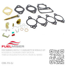 STROMBERG BXOV-1 CARBY REBUILD KIT 6 CYL 138 GREY MOTOR [HOLDEN FB-EK-EJ SERIES]