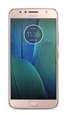 Motorola Moto G5S Plus XT1806 - 32 GB - Blush Gold (Unlocked) Smartphone