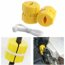 2Pcs Reduce Emission Car Fuel Saver Magnetic Economizer Saving Gas Device