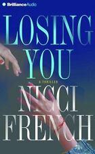 Losing You by Nicci French (2016, CD, Abridged)