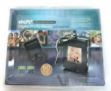 Shift Digital Picture Frame Key Chain NEW with Software 60 Image Capacity