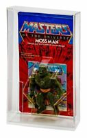 1 x GW Acrylic Display Case - Vintage HE-MAN MOTU Carded Action Figure (ADC008)