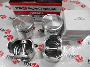 Piston Ring Set Fits 78-82 Toyota Corolla 1.6L L4 OHV 8v
